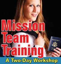 Mission Team Training