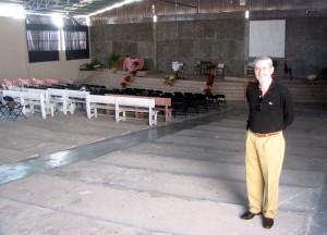 Denis Casco at Valle de Santiago