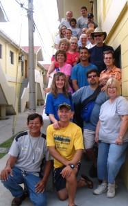 2010 Honduras Medican Team