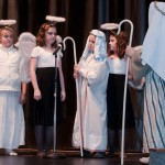 Scene from the Hillsdale children's musical.
