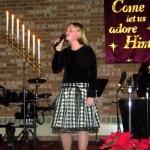 "Hannah singing ""How Many Kings"""