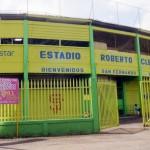Roberto Clemente Stadium in Masaya