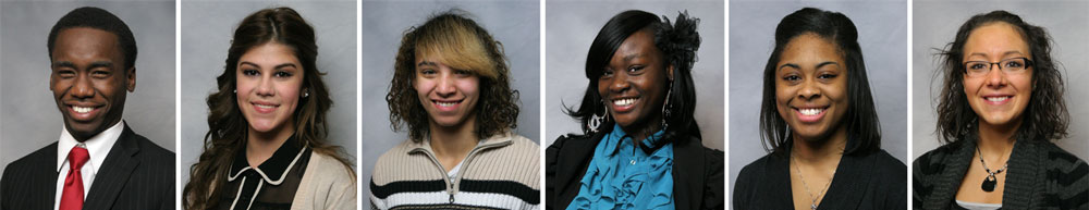 2012 Horizon Scholarship Recipients at Huntington University
