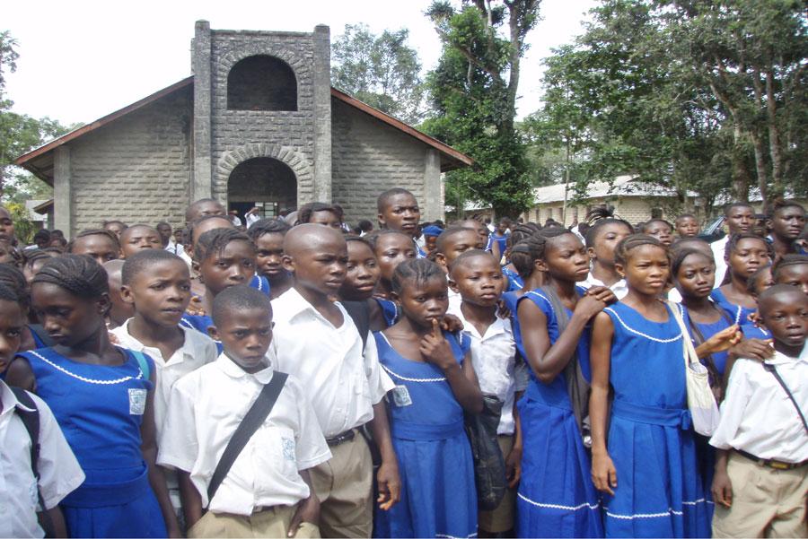 Centennial students