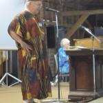 Lee Palmer, former missionary in Sierra Leone.