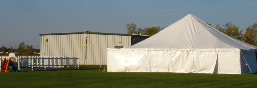 The ROCKtoberfest Tent (click to enlarge)