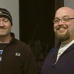 Brent Liechty (right) and Kurt Cullison of 7 Project