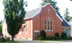 New Dundee UB church