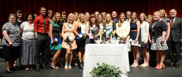 2013 Nursing graduates