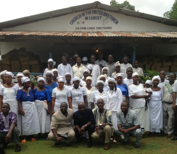 UBs trained to evangelize among the Vai people.