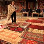 A carpet vendor.