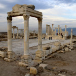 Turkey is filled with spectacular ancient ruins.