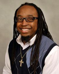 Arthur Wilson, campus pastor at Huntington University