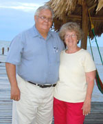 Bob and Darlene Eberly