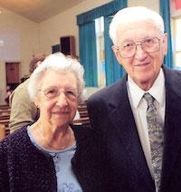 Bob and Pauline Gibbs