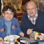 Charles and Paula Milliken, who serve the UB church in Strinestown, Pa.