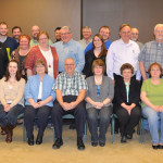 The Pastors Summit attendees.