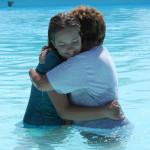 Baptism joy.