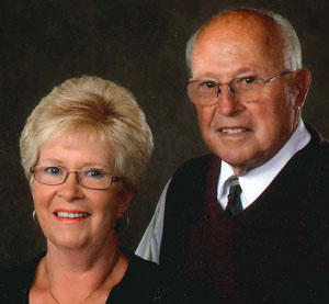 Dale and Elaine Haupert