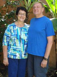 Dennis and Debra Osberg