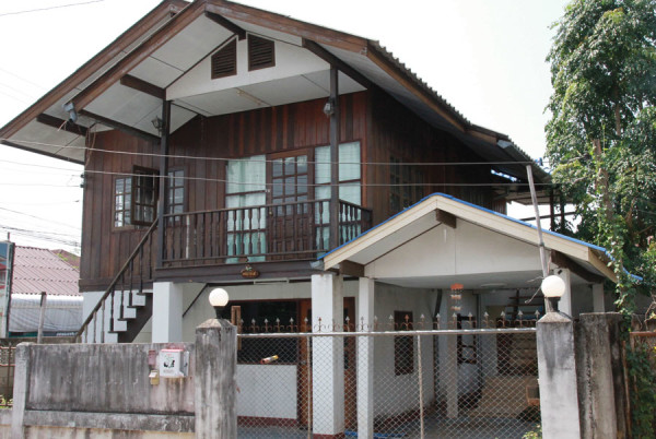 Our future ministry center in Chiang Rai, Thailand.