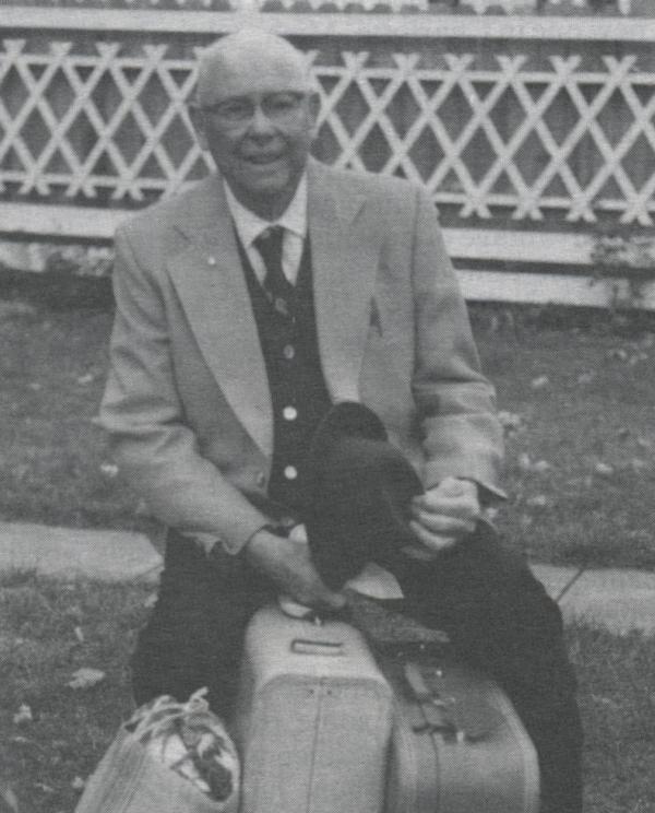 Dr. George D. Fleming