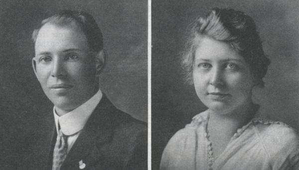 George and Daisy Fleming
