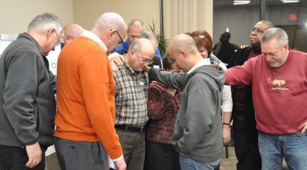 Praying for Charlie and Paula Milliken, who have retired after 29 years of pastoral ministry.