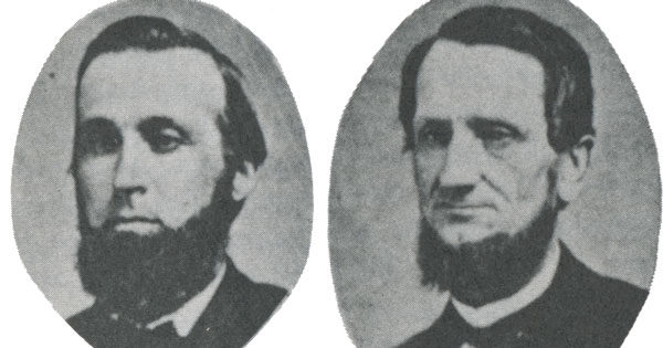 A. J. Shuey and Daniel Flickinger.
