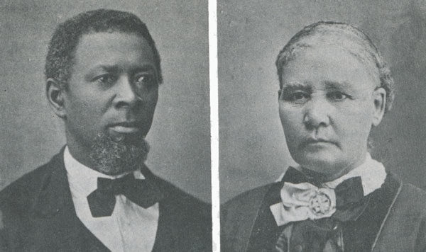 Joseph and Mary Gomer
