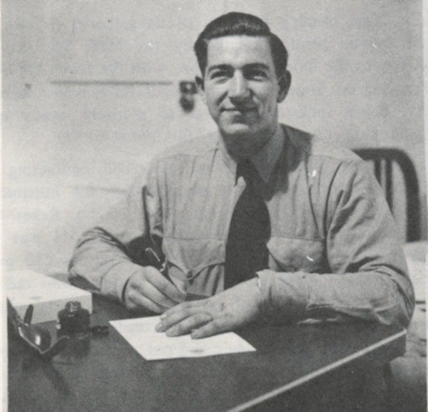 Lt. DeWitt Baker