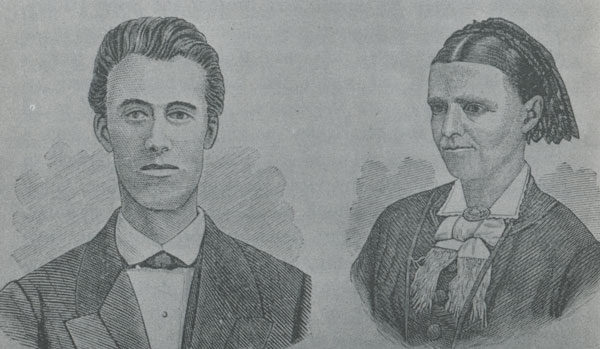 Oliver and Mahala Hadley, missionaries to Sierra Leone, 1866-1869
