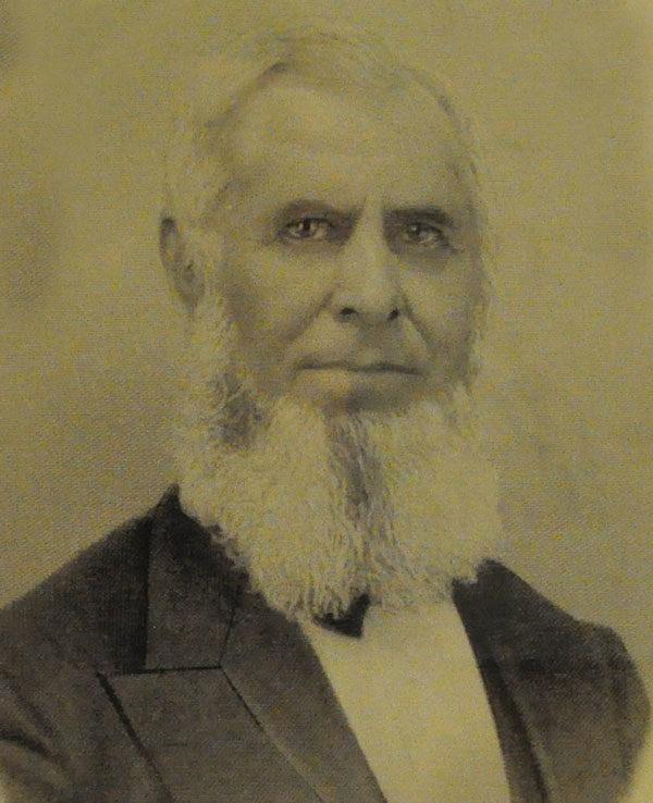 Bishop David Edwards (1849-1876)