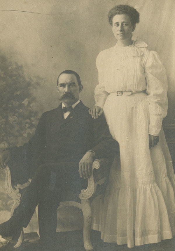 Charles and Minnie Linker