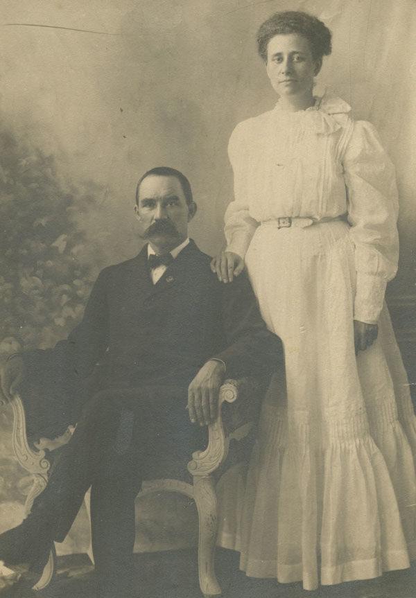 Charles and Minnie Linker