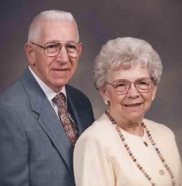DeWitt and Evelyn Baker