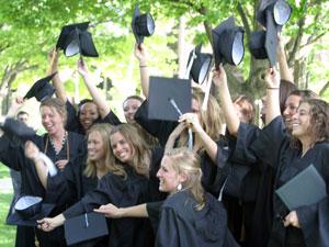 Huntington University Graduates
